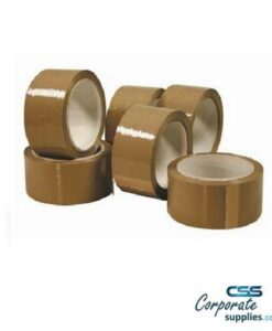 Brown Packaging Tape