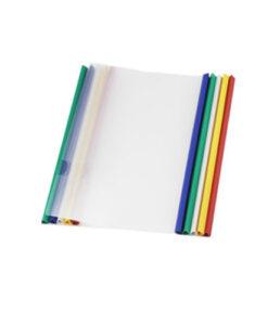 Transparent File with Slider