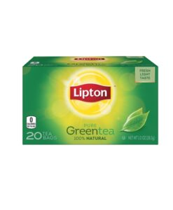 Lipton Yellow Label Green Tea Bags Imported