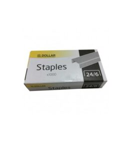 Staples Pins Dollar Brand