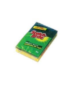 Scotch Bright Scouring Pad with Foam
