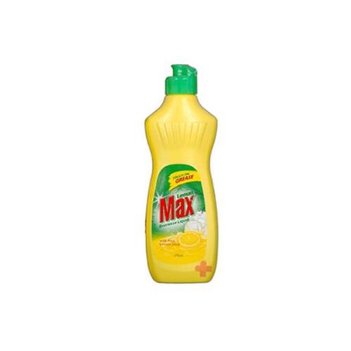 Max Dishwash Liquid Bottle