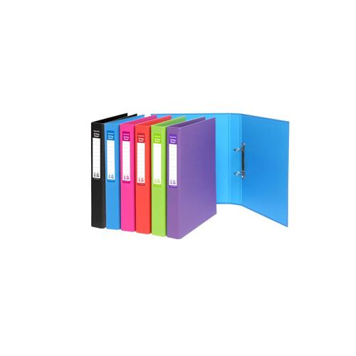 Plastic Folder D-Ring Hard