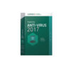 Kaspersky Anti-Virus 2017 Retail Pack 2Pcs with DVD