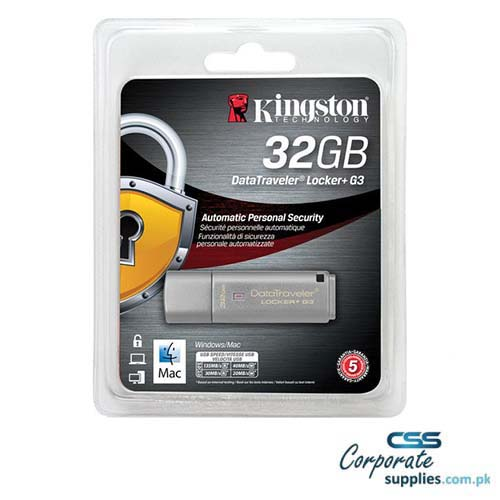 Kingston Locker + G3 USB