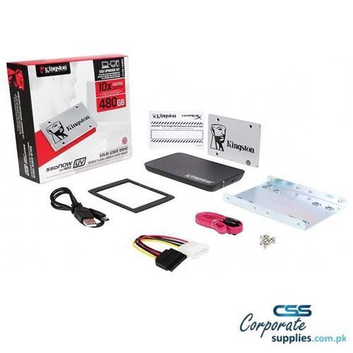 Kingston SSDNow A400 SATA3 2.5 7mm Adapter - 4