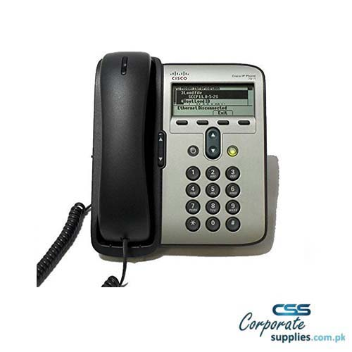 Cisco Unified IP VoIP Phone 7911G