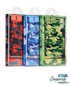 HOCO J9 Camouflage Series 10000mAh Power Bank With LED Display