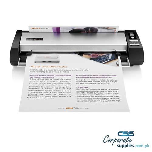 Plustek MobileOffice D430 (Portable Scanner)