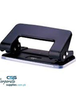 DELI 2 HOLE METAL PUNCH 8SHEETS (Model No 40020)