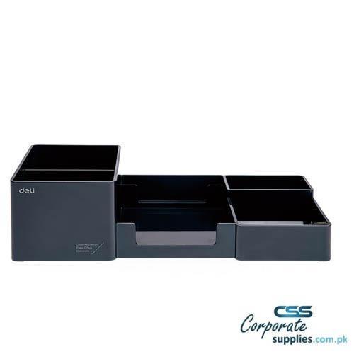 DELI PS DESK ORGANIZER 6 COMP (MODEL EZ00220)