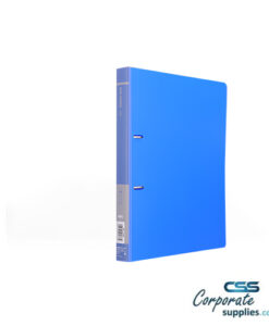 Deli 1.5 2 Ring Blue Presentation Binder (5387)