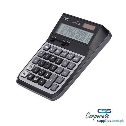 Deli Calculator 12-Digit (EM00820)