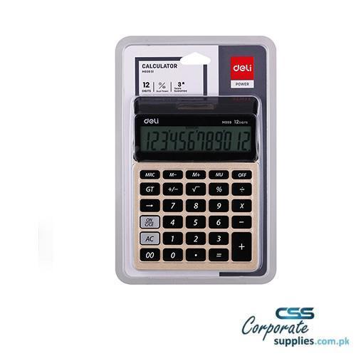 Deli Calculator 12-Digit EM00951