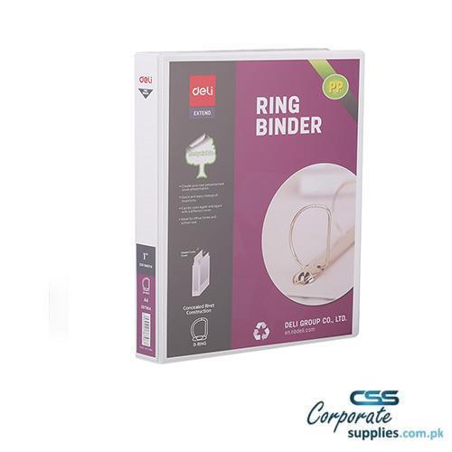 Deli D-Ring View Binder A4 (E38796A)