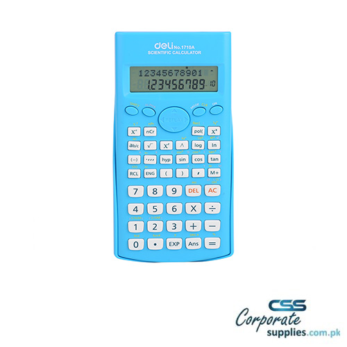 Deli Scientific Calculator (E1710A)